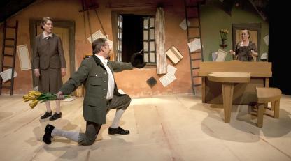 Herr B's Peeps, Rainer proposes