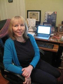 IMG_6606, Sally at Writing Desk