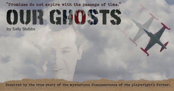Our Ghosts image and text John Greenaway