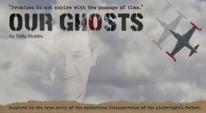 Our Ghosts web poster